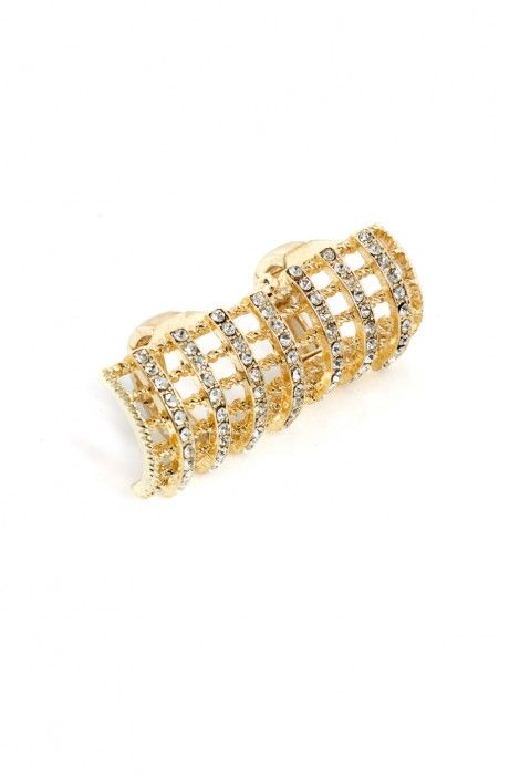 Cage of Innocence Hinge Ring $12