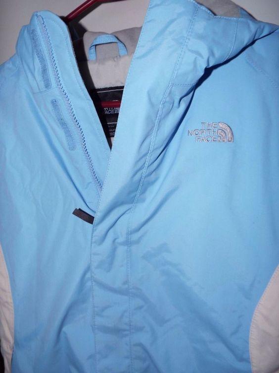 The North Face Jacket Girls size XL, Winter ski jacket, EUC, Hooded,  #TheNorthFace #BasicJacket #Everyday