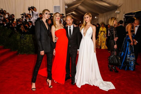 See All the Red Carpet Looks From the Met Gala, Look #28