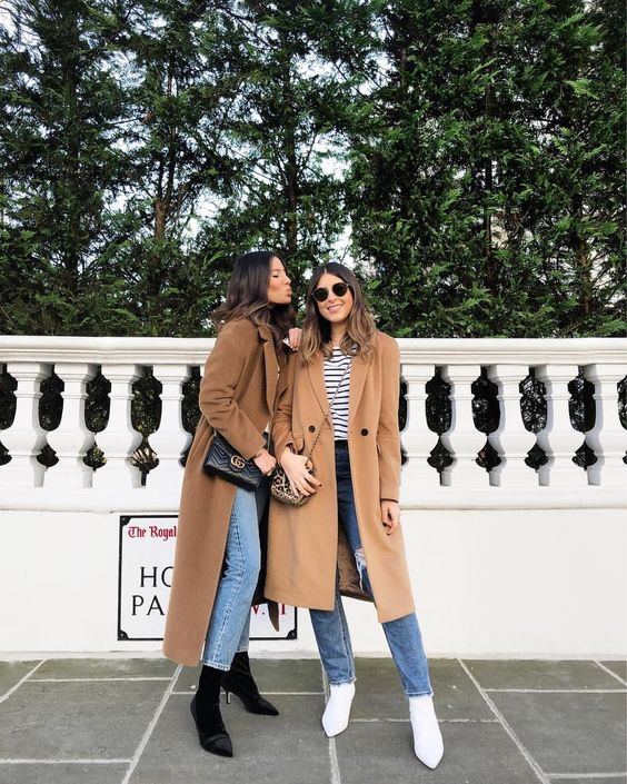 18 Outfits With Cozy Camel Coats Glamsugar.com