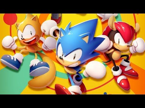 sonic #SEGA #PS4 #ROADTO1300 Sonic Mania playthrough part 14