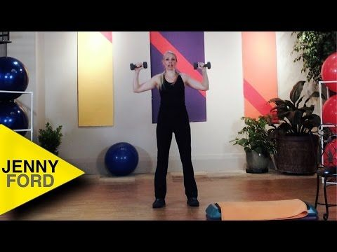 Classic Strength Training Part 1 Of 2 Jenny Ford Youtube