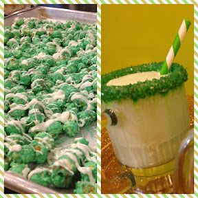 The easiest and yummiest St. Patrick's Day treats.: Holiday Seasonal Uncategorized, Holiday Theme Recipes, Treats, Food, Patty, Christmas Ideas, Holiday St Pats, Crafts
