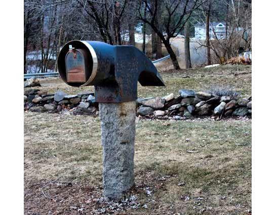 As mais curiosas e engraçadas caixas de correio | Geral Ligado