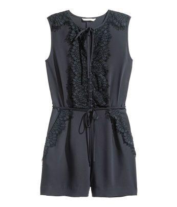 Damen | Kleider & Jumpsuits | Jumpsuits | H&M DE