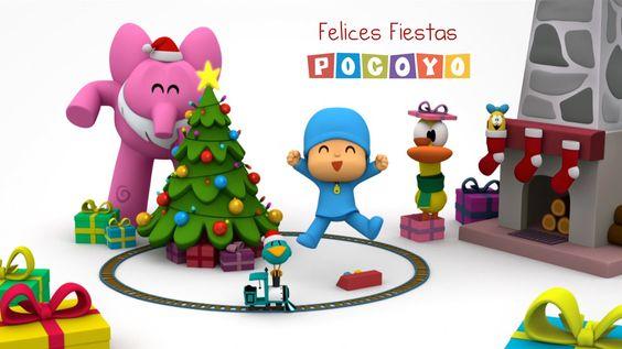 Feliz Navidad con Pocoyó: ¿Preparado para abrir los regalos? (2/3)