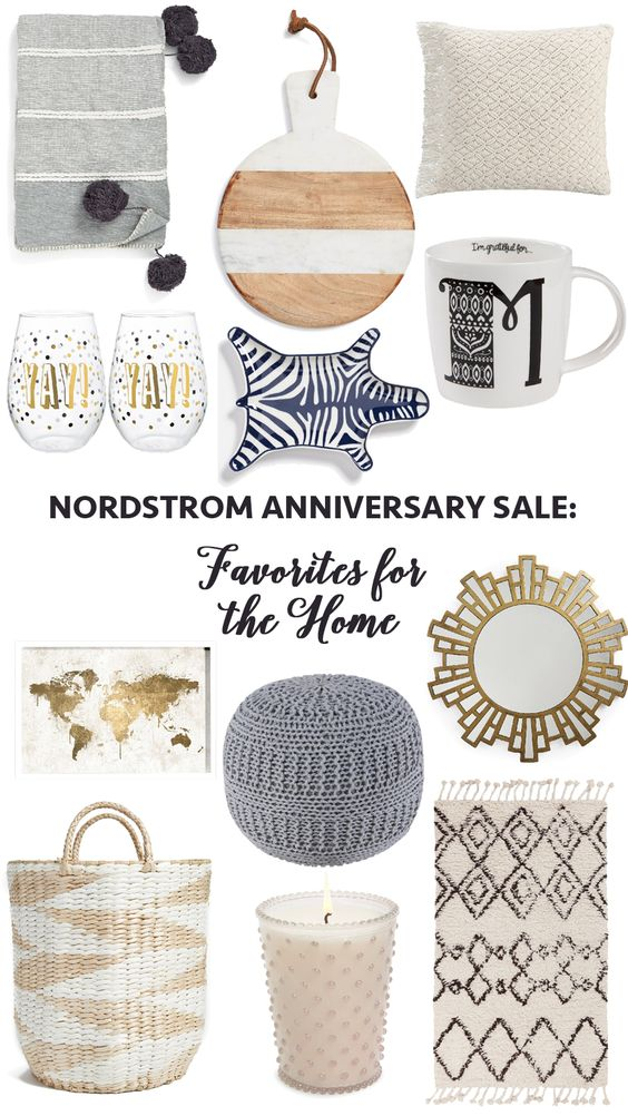 Shop some of our favorites for the home from the Nordstrom Anniversary Sale!