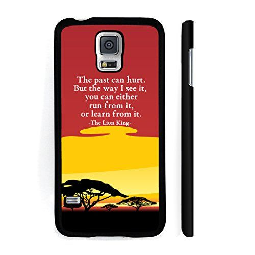 "Samsung Galaxy S5 Black Slim Plastic Case - Movie Quote - ""The past can..."" VictoryStore http://www.amazon.com/dp/B00PQXYLHO/ref=cm_sw_r_pi_dp_jYPewb05C6QP2"