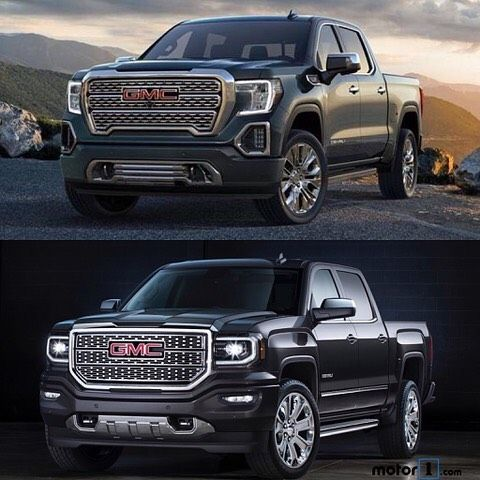 The 2019 Gmc Sierra Is Finally Here What Do You Think 2019 Or