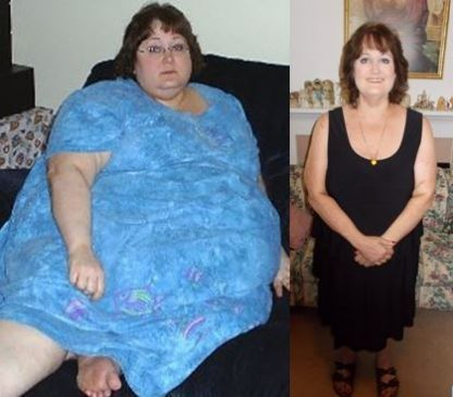 100+ Inspirational before and after pics of girls who lost weight!