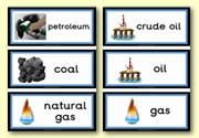 Fossil Fuels flashcards