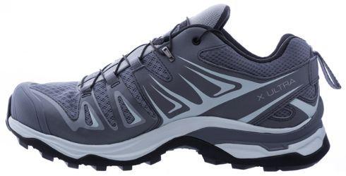 Salomon Womens X Ultra 3 Low Aero Hiking Shoes LeadStormy Qj5gS