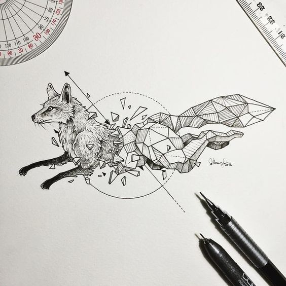 Tatoo Fox