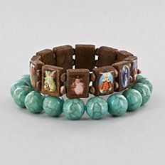 Saints March In Bracelet @ Charming Charlie $5.97