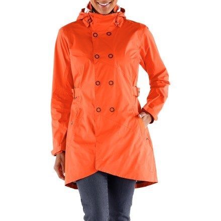 Kyoto Trench Coat - Women&39s | The o&39jays Trench and Jackets