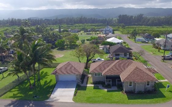 Own a piece of the island in Kahuku Village. #northshorelifestyle #northshore #kahuku #staycation