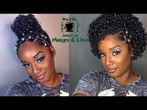 Make Your Basic Natural Hairstyles Lit Feat Jamaican Mango And Lime Youtube Natural Hair Styles Natural Hair Styles Easy Hair Styles