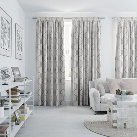 Alexander Silver Curtains   Curtains, Silver and Silver curtains