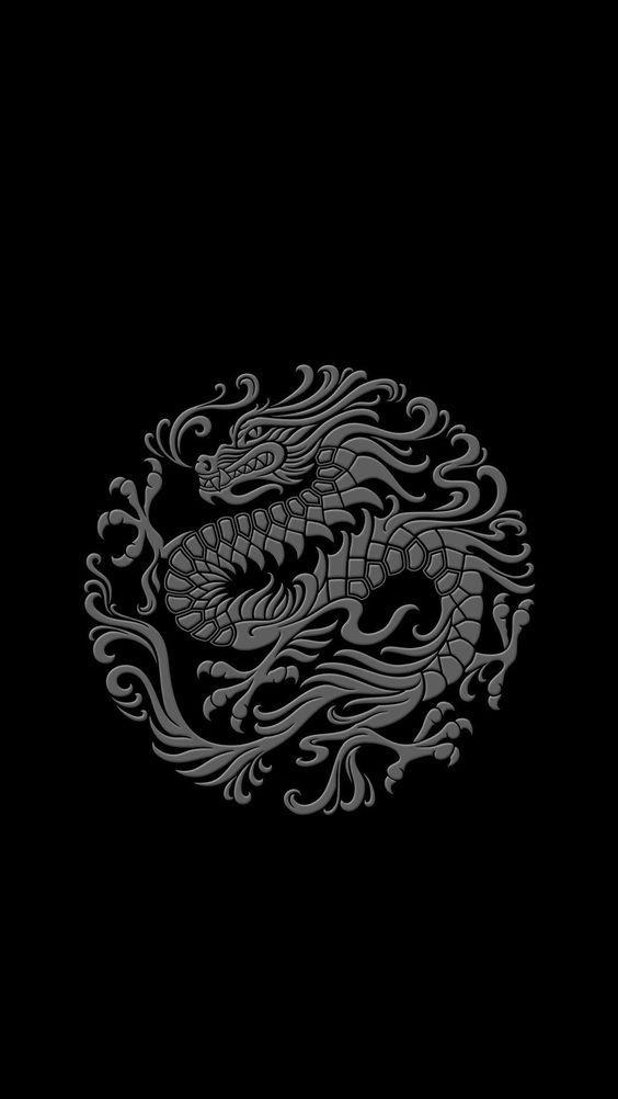 Amazing Wallpaper Chinese Dragon For Android Iphone Seni Horor Gambar Objek Gambar
