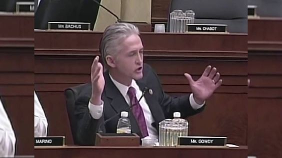 Obama Administration's abuse of power exposed by Trey Gowdy