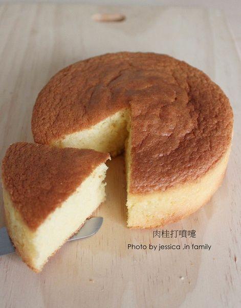 【肉桂打噴嚏】蓬鬆。基本海綿蛋糕食譜、作法 | 肉桂打噴嚏的多多開伙食譜分享