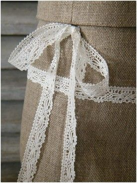 lovely linen and lace