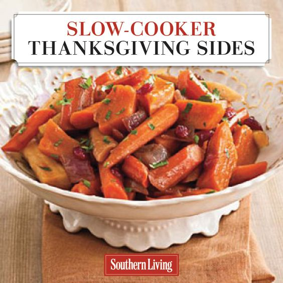 Slow-Cooker Thanksgiving Sides