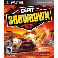 Trabalhe On-Line : Dirt Showdown - PS3