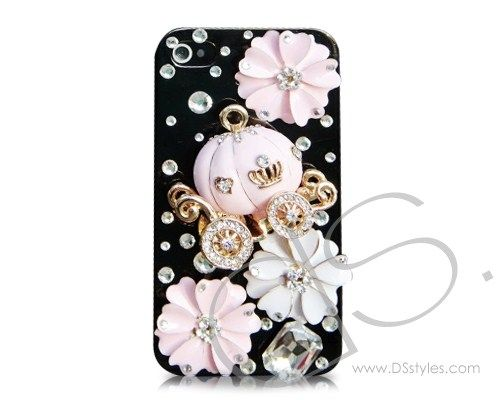 3D Pumpkin Series iPhone 4 and 4S Crystal Cases - Black Pink  #iphone4s http://www.dsstyles.com/iphone-4-and-4s-cases/3d-pumpkin-series-iphone-4-and-4s-crystal-cases-black-pink.html?src=pinterest