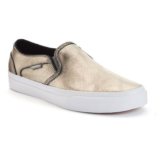 vans shoes, as seen on Style Magazine