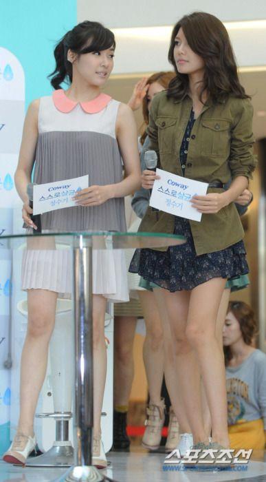 Fany & Sooyoung<3