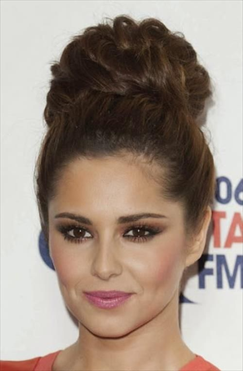 Best High Buns Hairstyles Images - Styles & Ideas 2018 - sperr.us