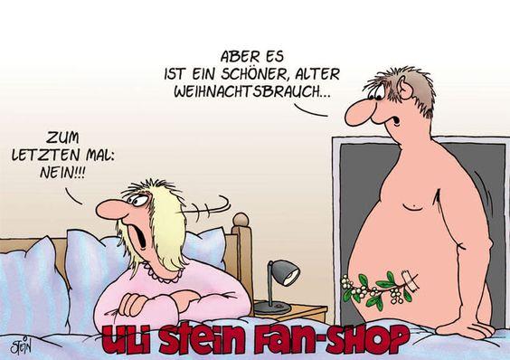 Uli Stein Weihnachtskarten Der Uli Stein Online Shop