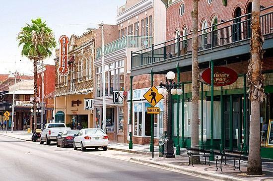 Ybor City in Tampa