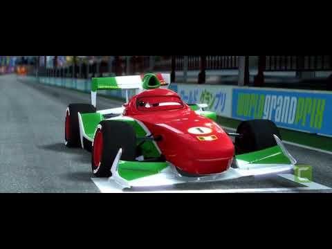 My Racing Car Song Disney Cars Toys Car Racing