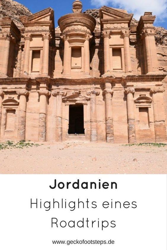 Jordanien Highlights Eines Roadtrips Reiseblog Gecko Footsteps Jordanien Reisen Familienreisen