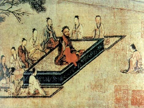 the philosophy of confucius Confucius sought a way to restore the cultural-political order he believed that reform would come through educating the leaders in the classics and in his philosophy.