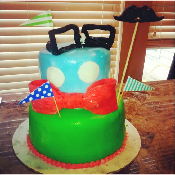 Nerd Cake.