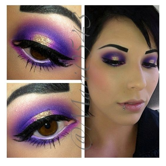 Love this makeup!