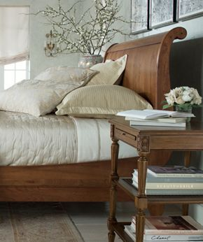 Design shop ethan allen and shop by on pinterest for Ethan allen french country bedroom furniture