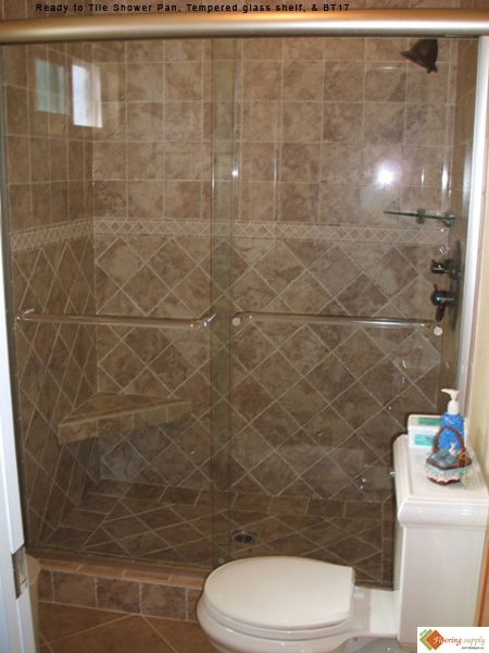 Pictures Of Tile Showers Ready To Tile Shower Pans Best Water Intrusion Solution Bathroom