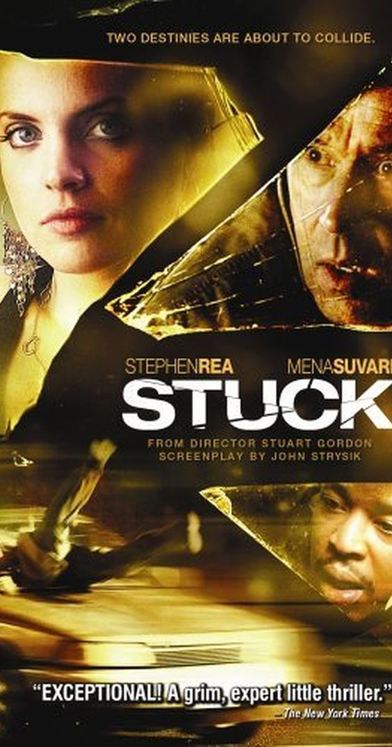 Directed by Stuart Gordon.  With Mena Suvari, Stephen Rea, Russell Hornsby…