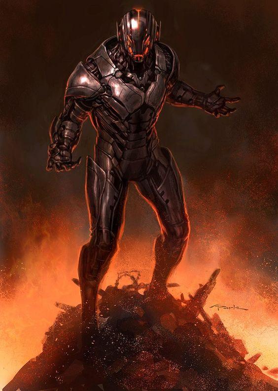 Avengers: Age of Ultron Concept Art Reveals Alternate Ultron Designs