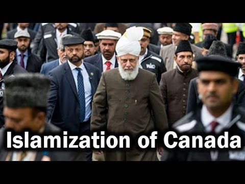 Image result for pics of canadians protest M-103 bill