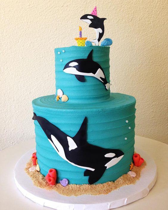Salmon Birthday Cake: Birthday Cakes, The O'jays And Birthdays