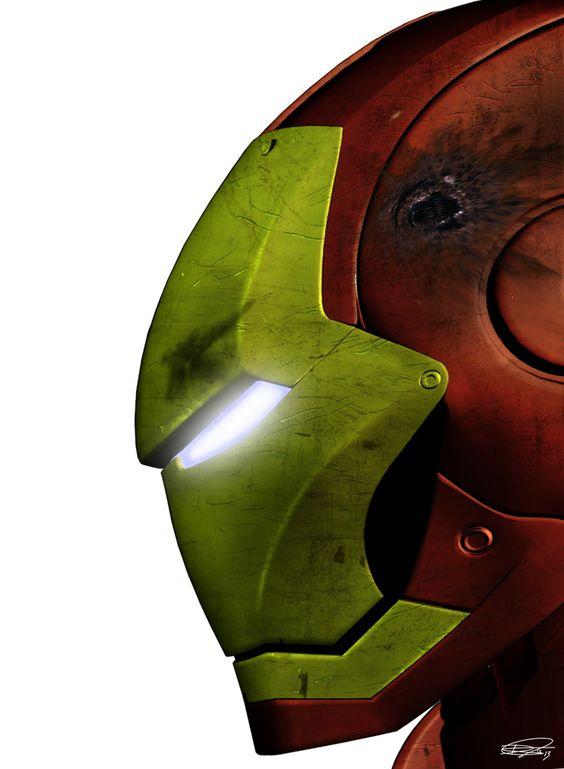 Iron Man by Daniel Scott Gabriel Murray
