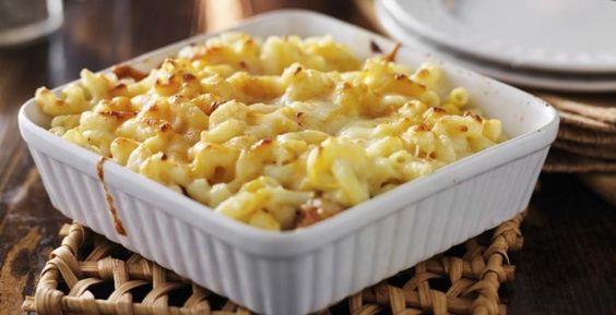 Casserole de Mac & cheese - Recettes - Ma Fourchette