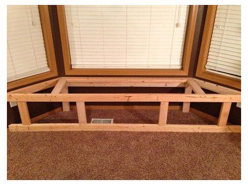 Are You In Need Of Some Genius Bedroom Storage Ideas 61360 Bedroom Storage Bedroomstorage Since There Bay Window Benches Diy Window Seat Bay Window Seat