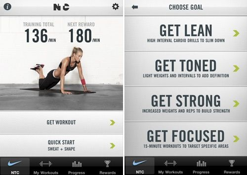 Ive said it before... NIKE TRAINING CLUB: THE best fitness app EVER!! Amazing workouts. Cardio Burst is my favorite :)