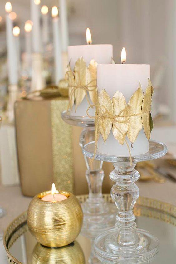 decorar ouro branco:1000 ideias sobre Talheres De Ouro no Pinterest